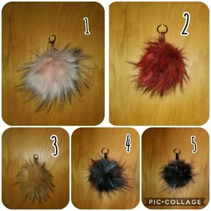 Accessories - NEW Large Pom Poms